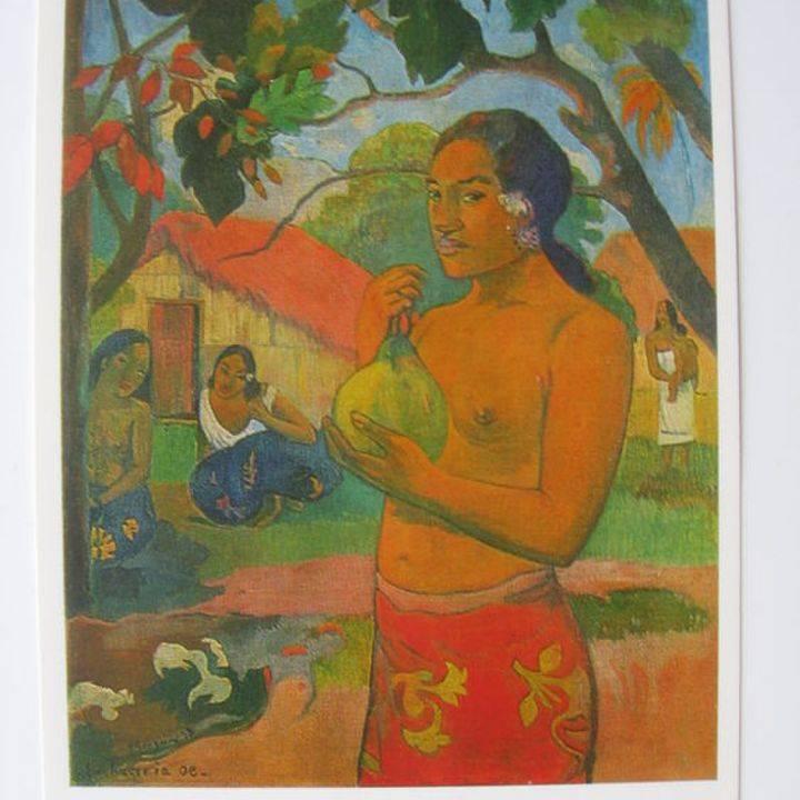 Поль гоген — постимпрессионист и первый дауншифтер: биография, картины художника