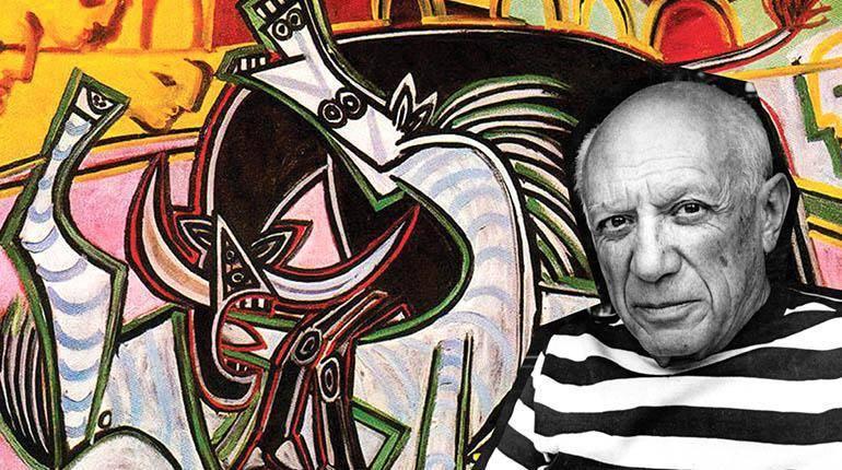 Галерея работ пабло пикассо по периодам