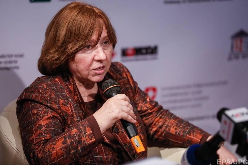 Светлана алексиевич: биография, личная жизнь, творчество, нобелевская премия по литературе