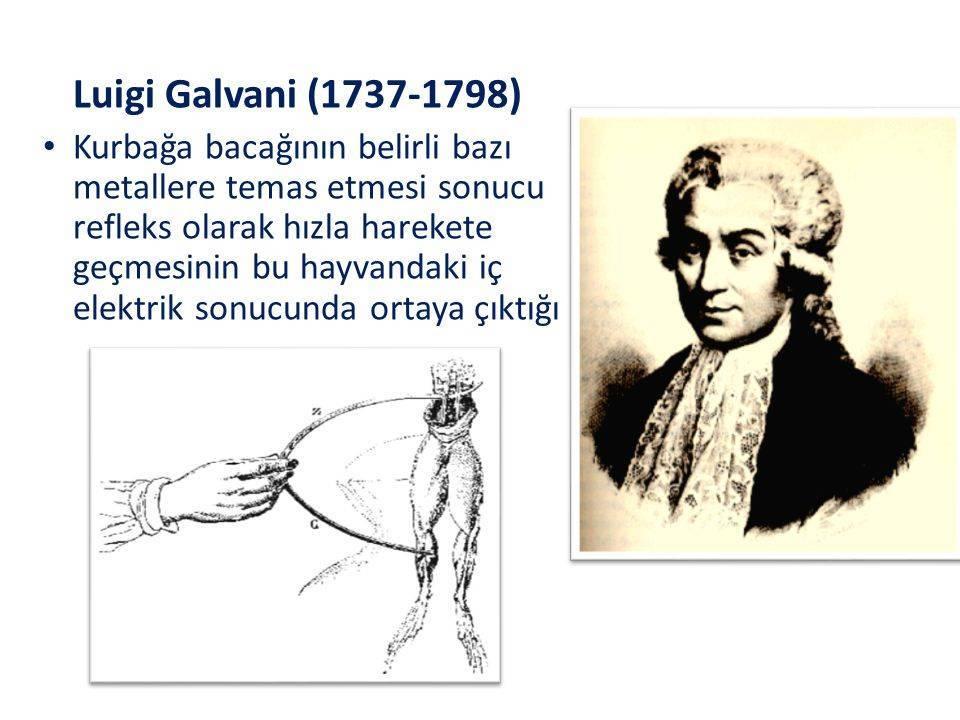 2.луиджи гальвани, его теория. спор с вольтом. концепции современного естествознания: конспект лекций.