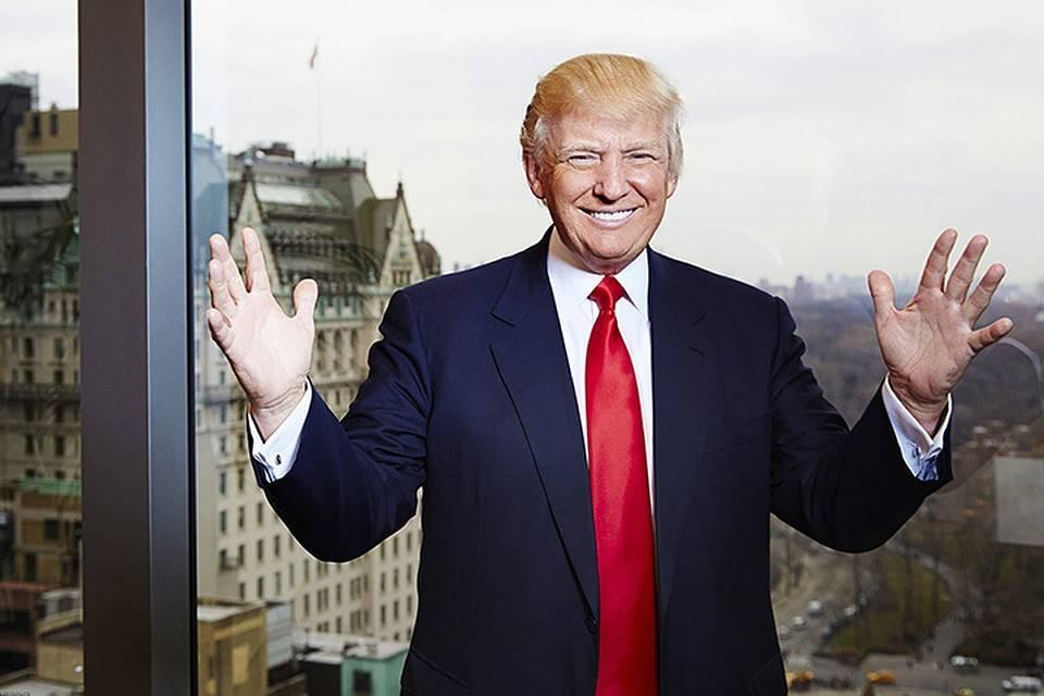 Интересные факты про дональда трампа
