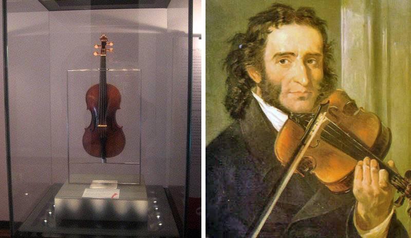 27 октября 1782 года родился итальянский скрипач-виртуоз, композитор никколо паганини