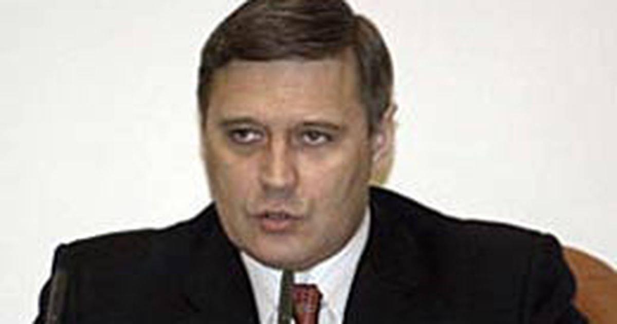 Михаил михайлович касьянов