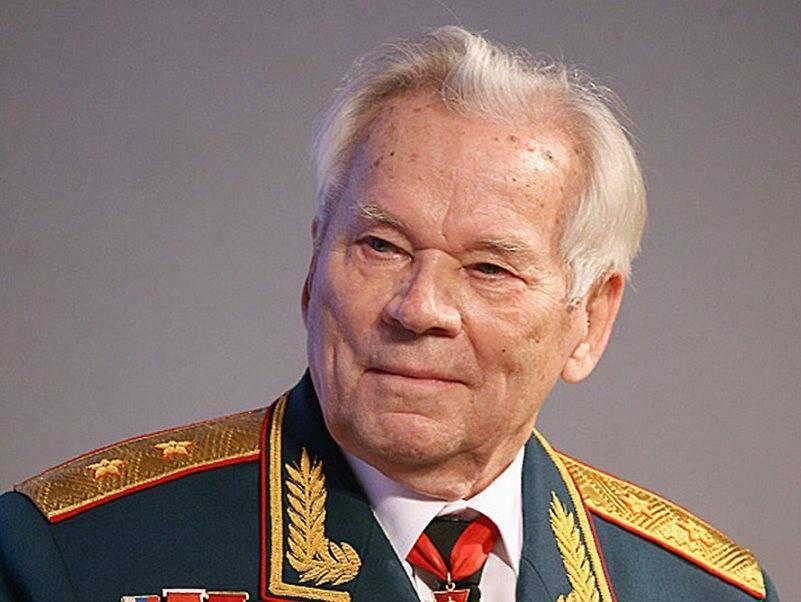 Калашников михаил тимофеевич — краткая биография | краткие биографии