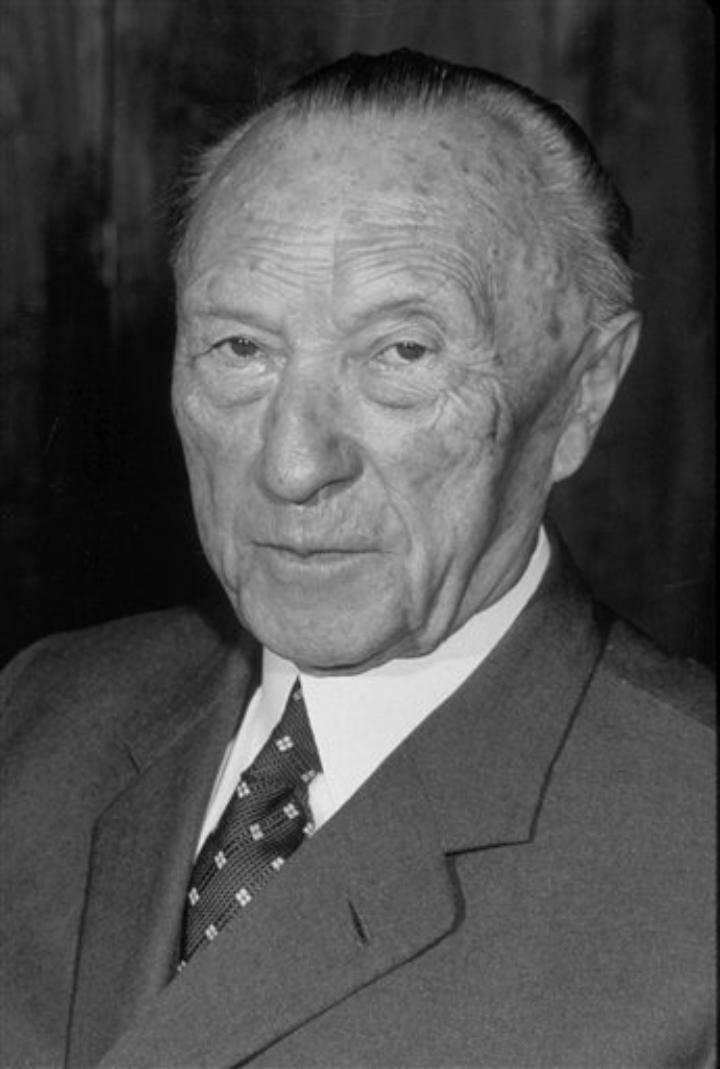 Конрад аденауэр: биография, фото, личная жизнь, политическая карьера и дата смерти