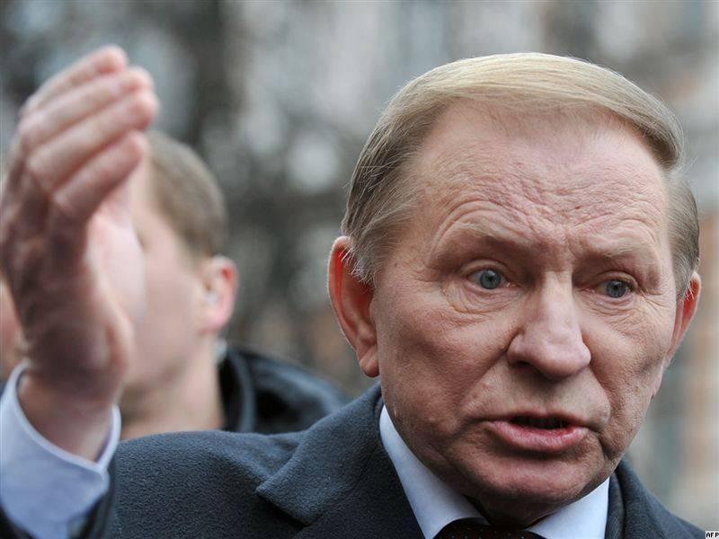 Второй президент украины леонид кучма: биография, фото