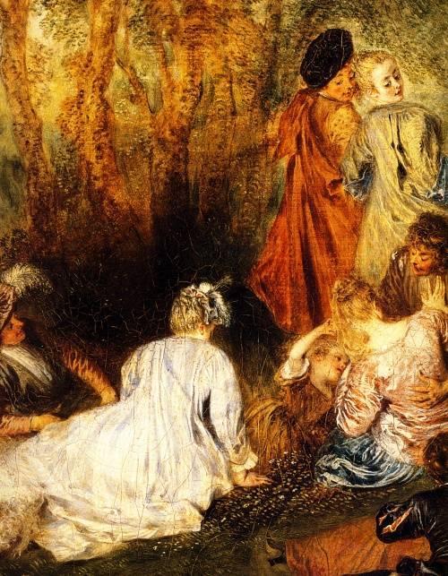 Антуан ватто: жизнь и творчество художника