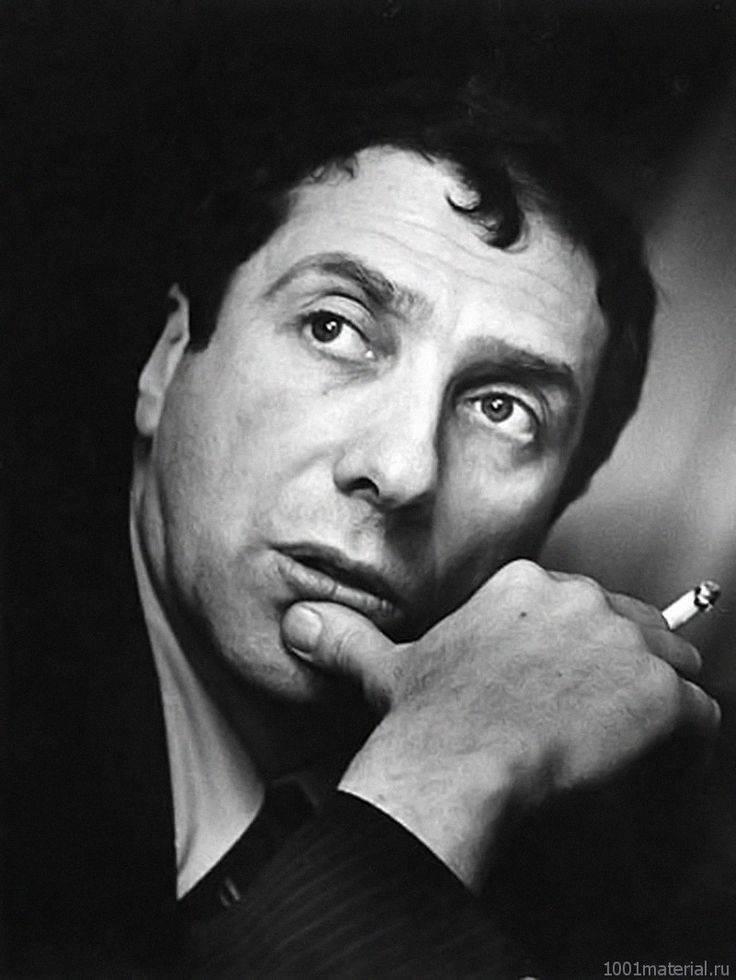 Сергей юрский - биография, личная жизнь, фото