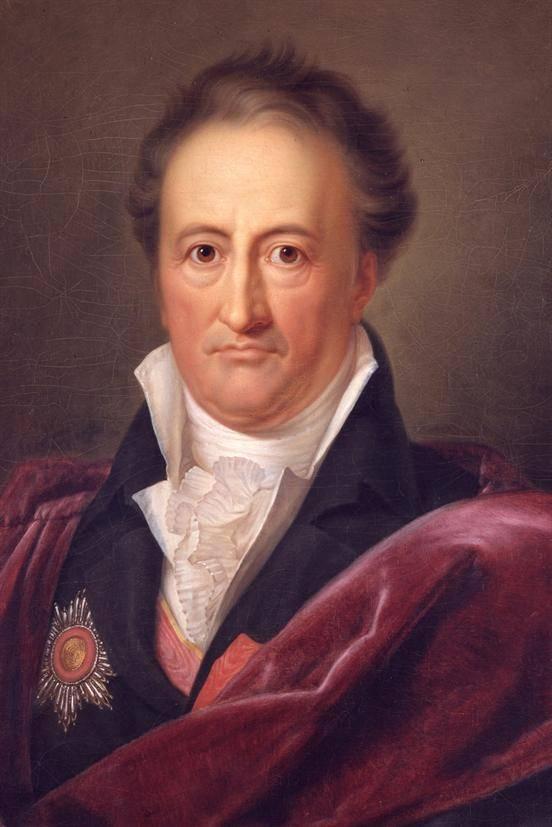 Иоганн вольфганг гете: биография, творчество и философские взгляды