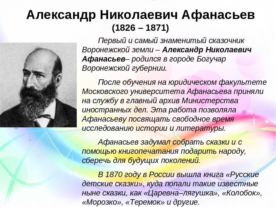 Афанасьев Александр Николаевич