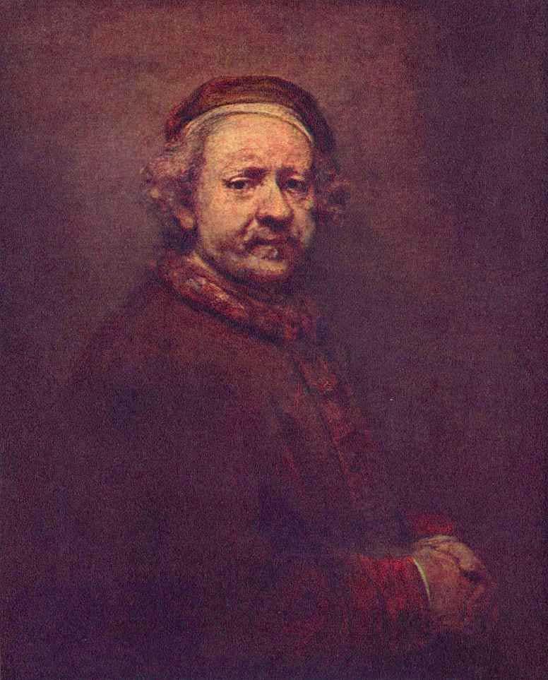 Рембрандт ван рейн: жизнь и творчество художника