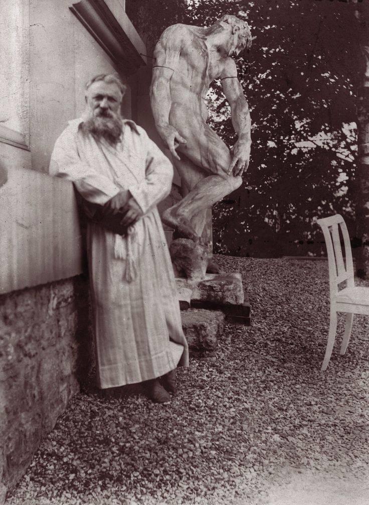 Огюст роден — скульптор, вдохнувший живую энергию в камень