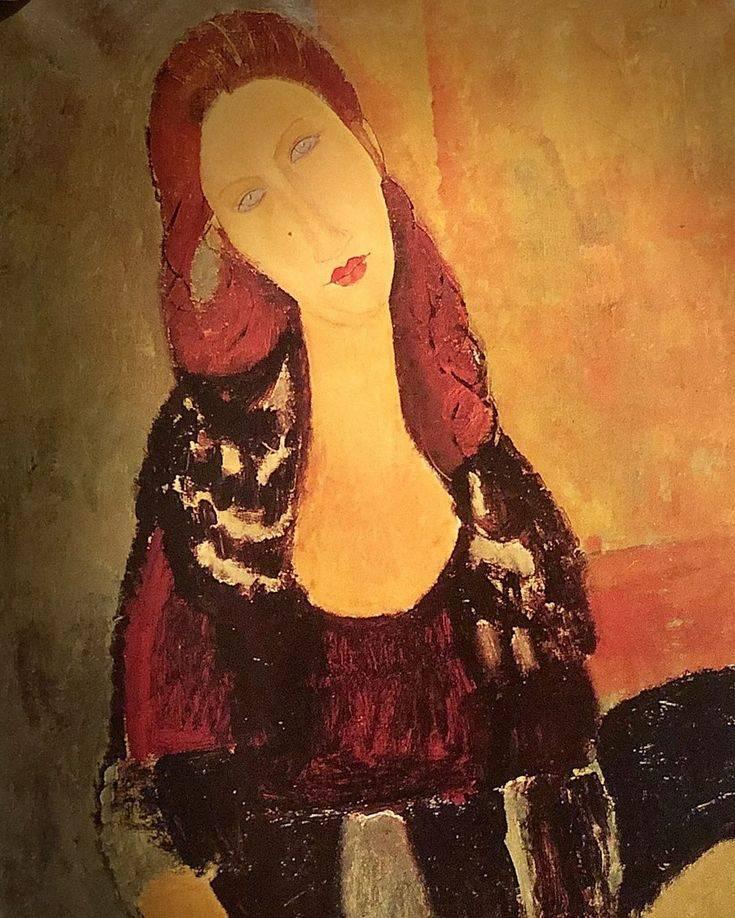 Амадео модильяни — нищий гений: биография и самые известные произведения художника
