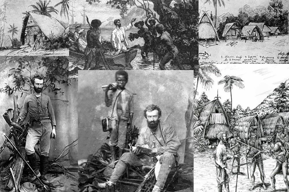 Николай миклухо-маклай — фото, биография, личная жизнь, причина смерти, путешественник - 24сми