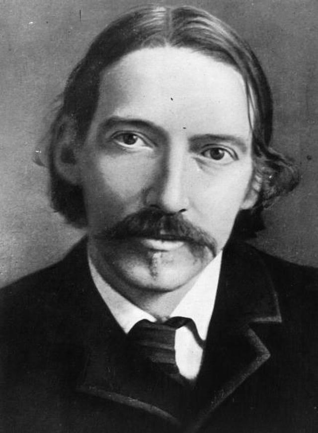 Роберт льюис стивенсон (1850-1894). биография. часть 1. первое знакомство