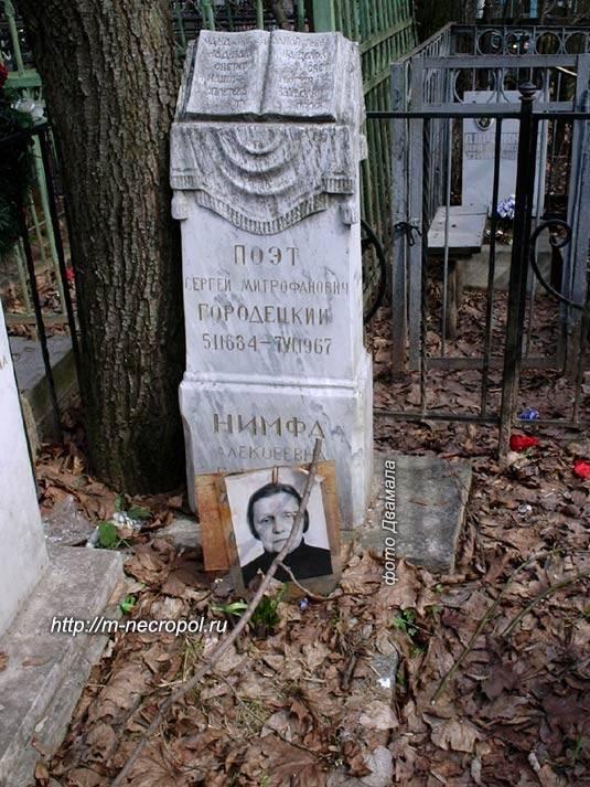 Сергей митрофанович городецкий — викитека