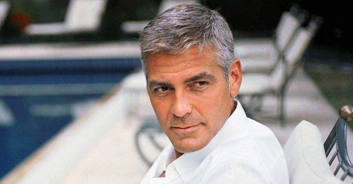 Джордж клуни: биография, личная жизнь, семья, жена, дети — фото