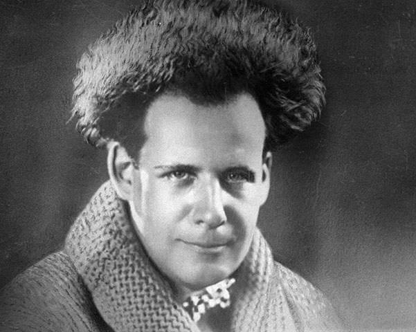 Эйзенштейн сергей михайлович. 100 знаменитых евреев