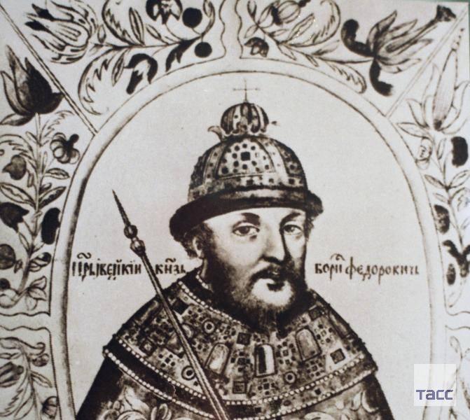 Годунов, борис фёдорович