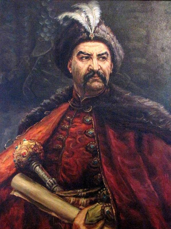 Богдан михайлович хмельницкий — традиция