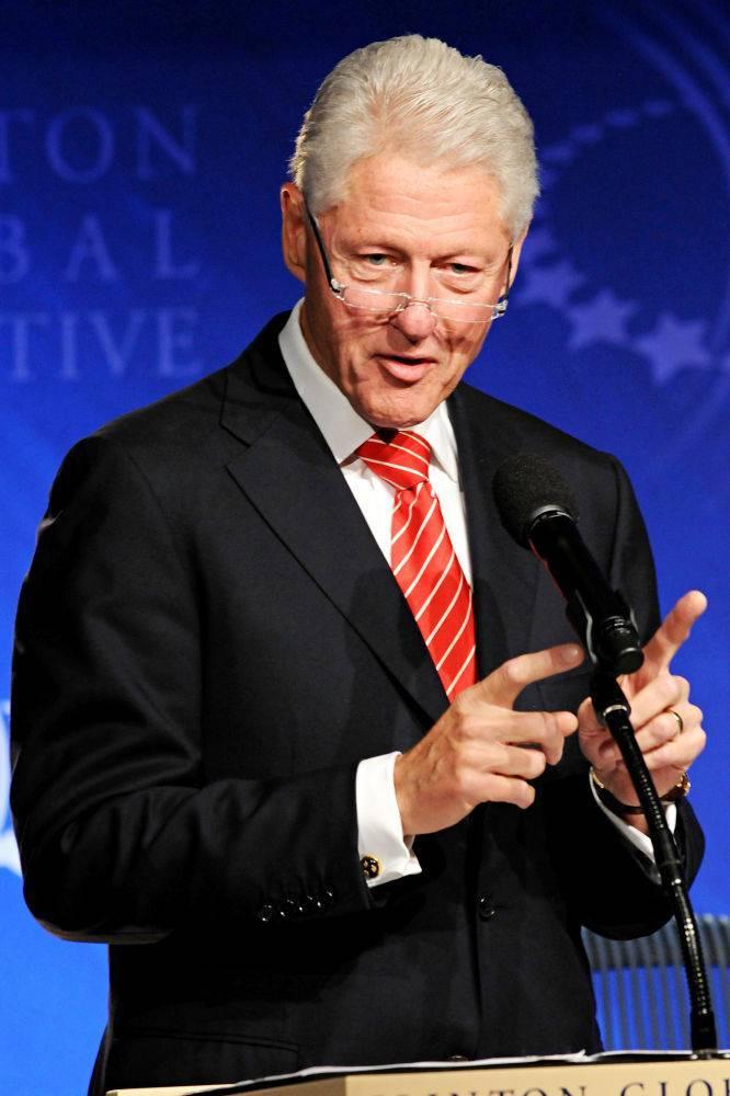 Хронология президентства билла клинтона — циклопедия