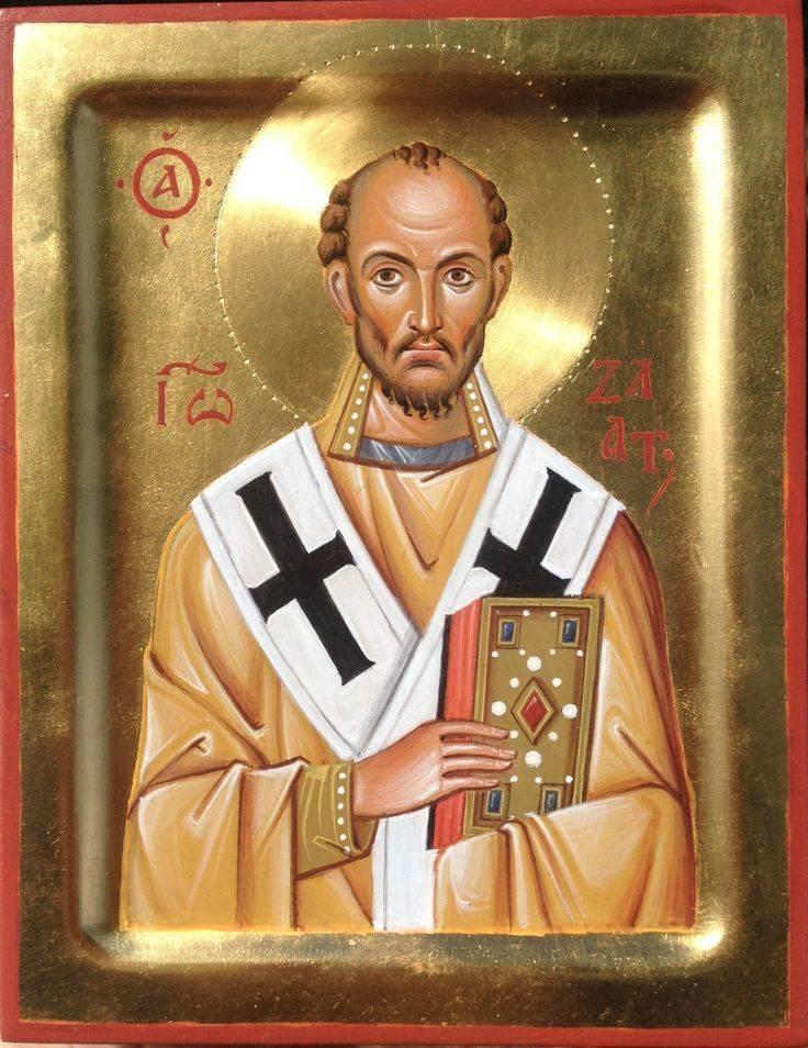 Иоанн златоуст: биография и житие святителя, день памяти, в чем помогает, труды, иконы