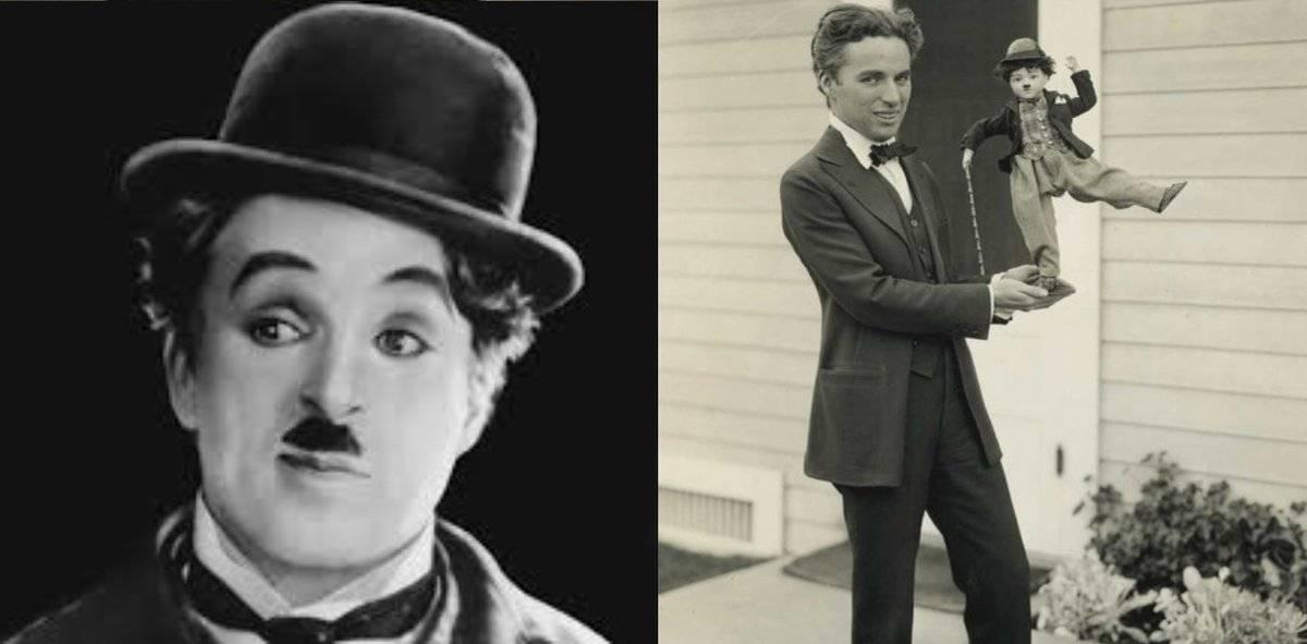 Грустный комик чарли чаплин: биография великого актера