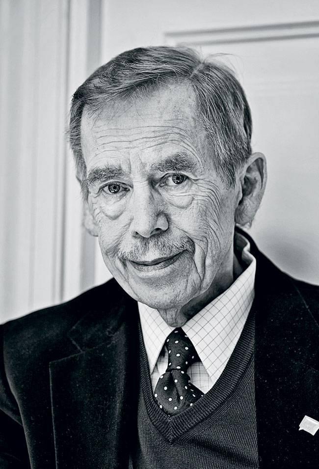 Вацлав гавел – чешский политический деятель