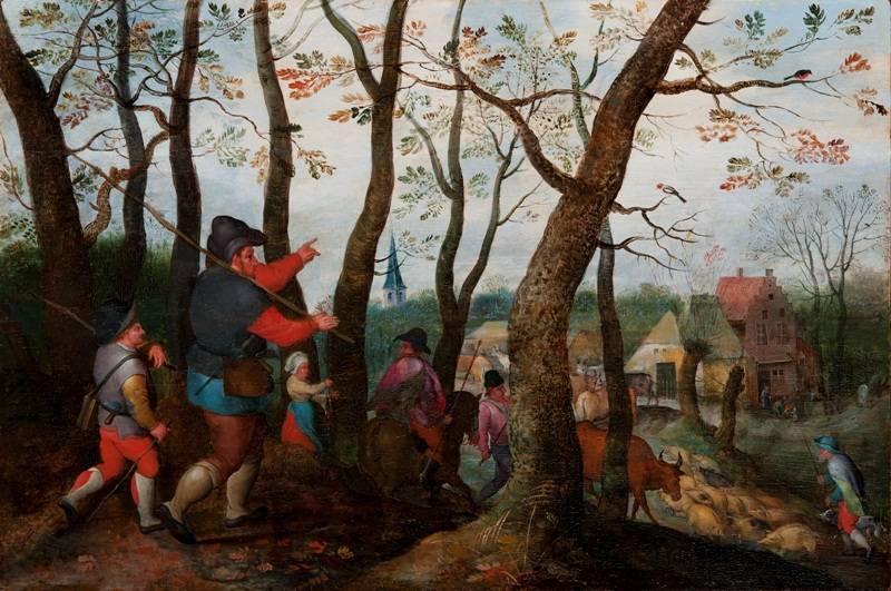 Питер брейгель старший — биография питера брейгеля старшего, кто он такой подробно, самые известные картины, периоды и особенности творчества живописца, портрет. роль питера брейгеля старшего в развитии изобразительного искусства эпохи возрождения
