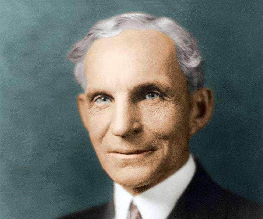 Генри форд   биография известного промышленника
