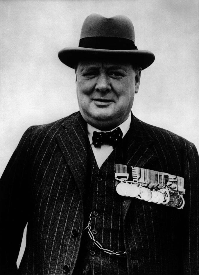 Пил, курил, спас британию. грехи иподвиги уинстона черчилля