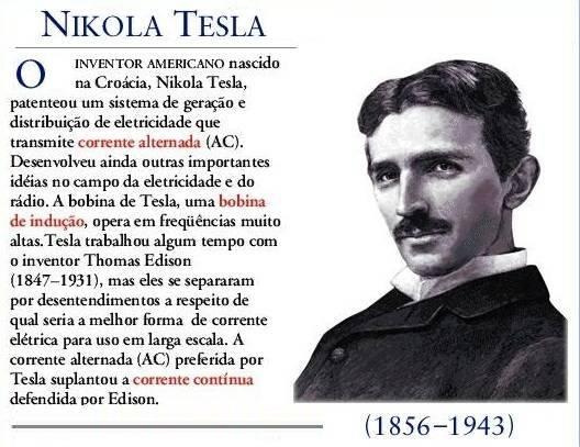 Никола тесла изобретения и научные работы николы тесла.