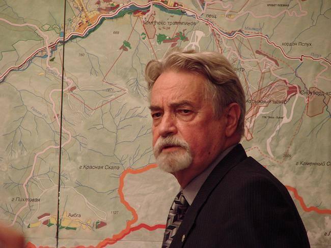 Гнедовский, юрий петрович — википедия