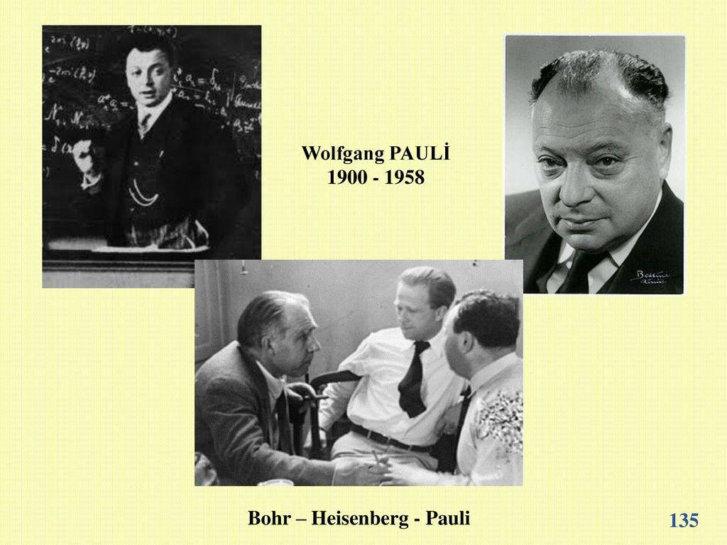Паули, вольфганг