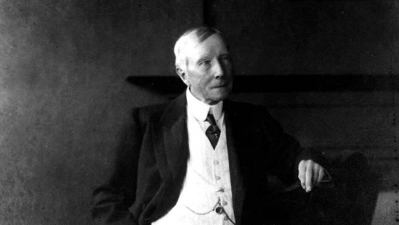 Джон дэвисон рокфеллер — биография, фото и история успеха, состояние