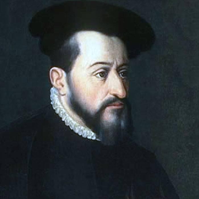 Эрнан (фернандо) кортес (1485–1547)