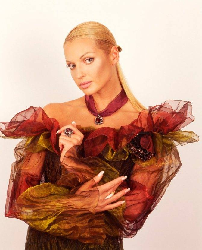 Анастасия волочкова — биография балерины
