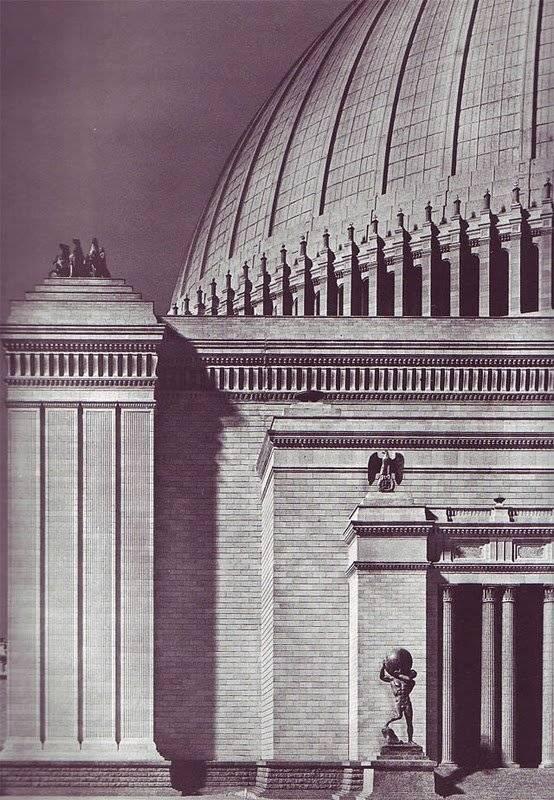 Альберт шпеер — архитектор-нацист