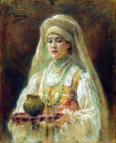 Владимир егорович маковский — виртуоз бытовой живописи