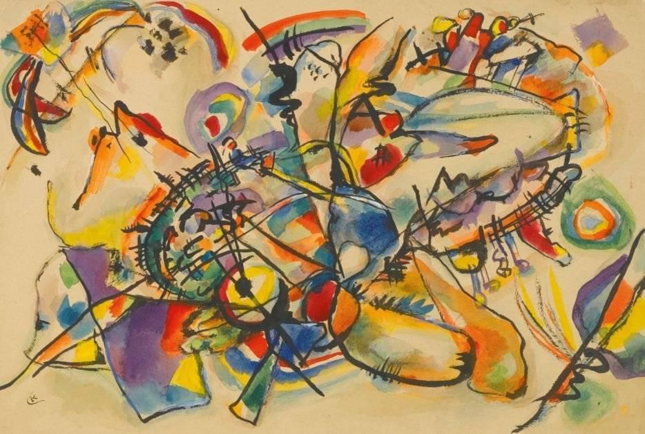 Василий кандинский: жизнь и творчество художника