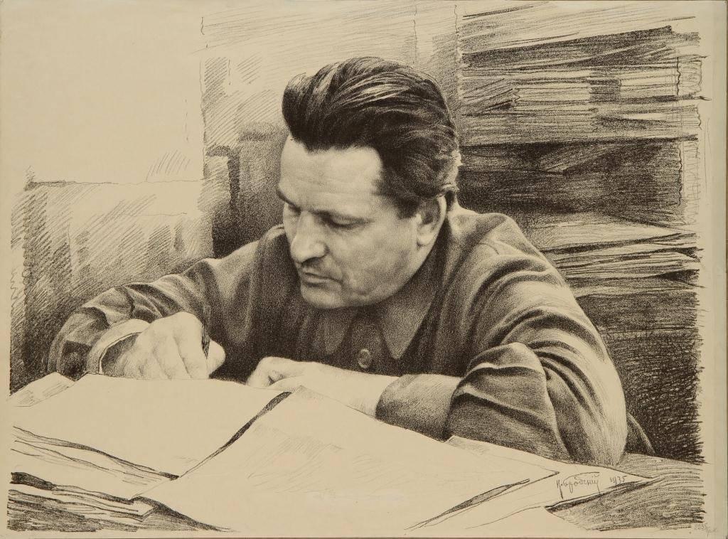 Сергей миронович киров