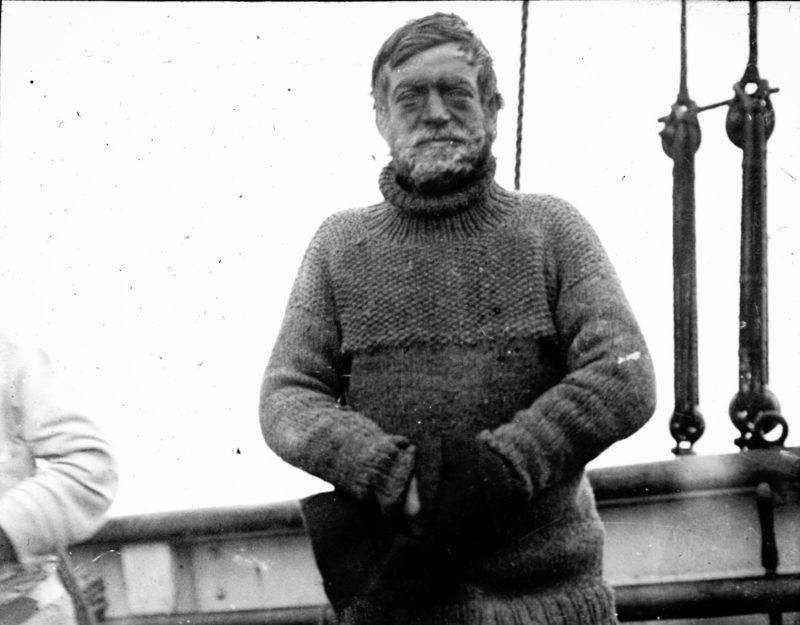 Эрнест генри шеклтон: в сердце антарктики