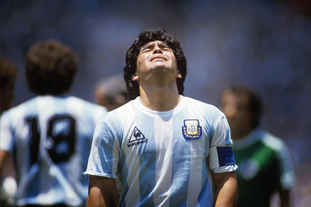 Диего армандо марадона – биография великого футболиста