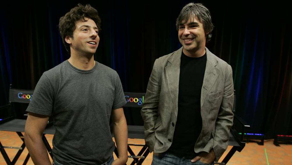 Биография ларри пейджа: создатель «google»
