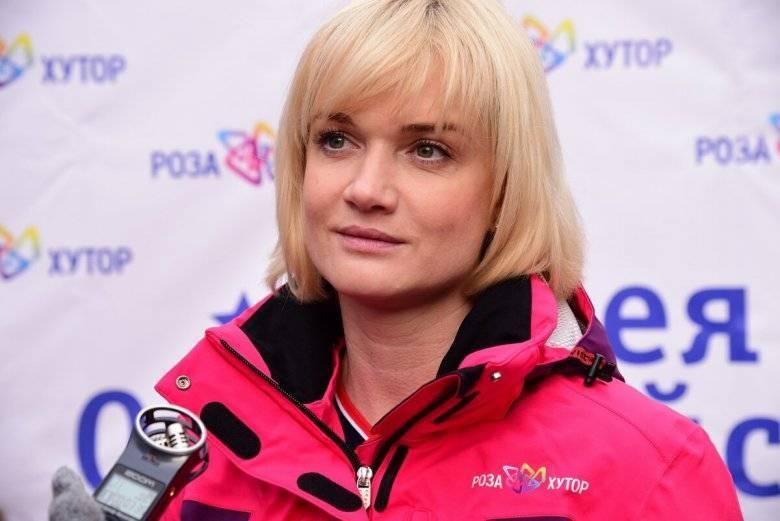 Светлана хоркина: муж и дети. личная жизнь