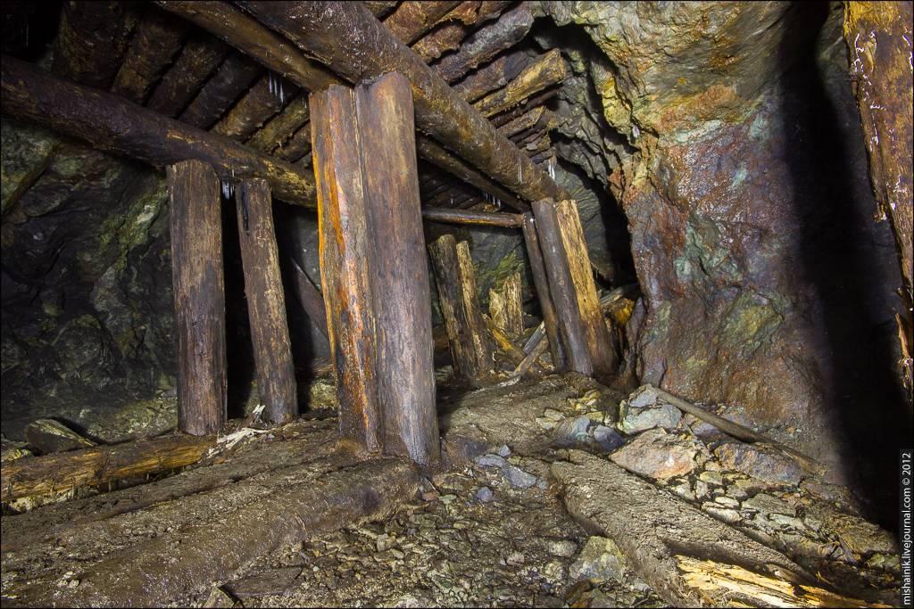 Дудаев, рудник умалатович