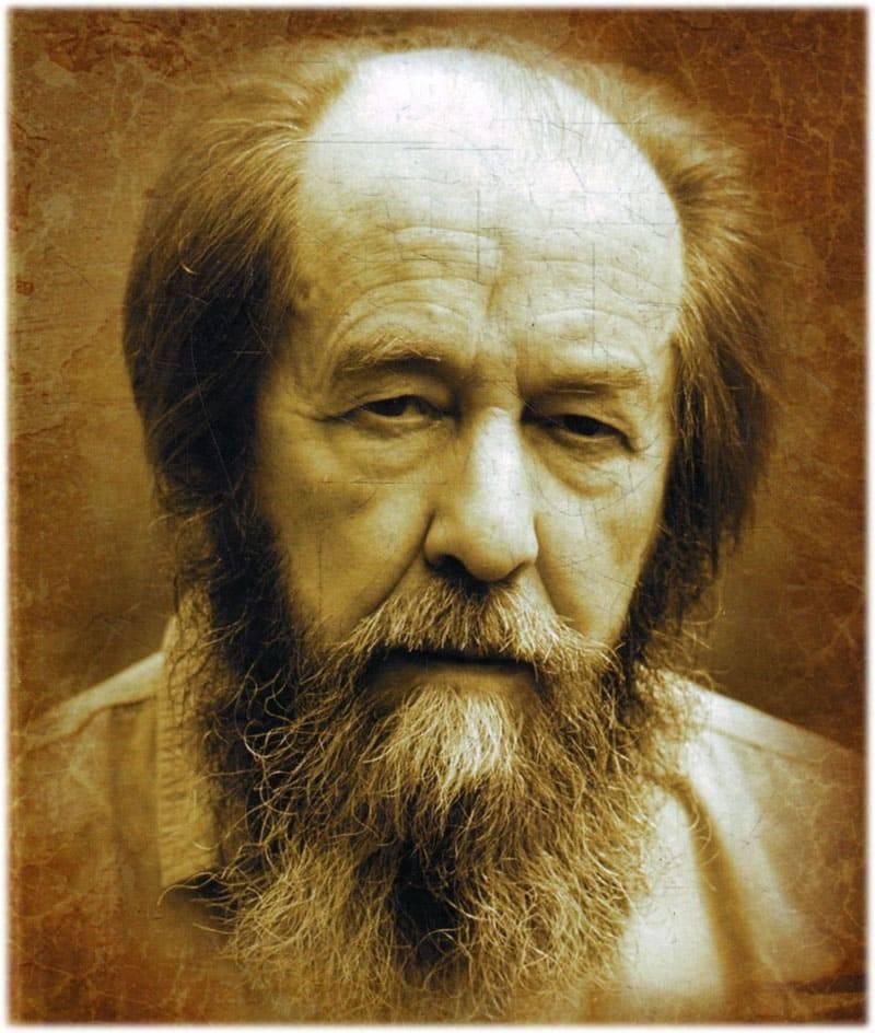 Краткая биография одного из самых известных писателей — солженицына