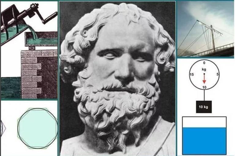 Архимед — древнегречский изобретатель