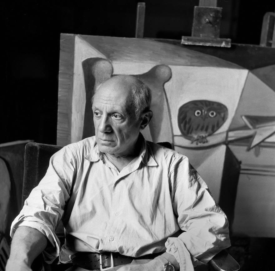 Пабло пикассо — краткая биография