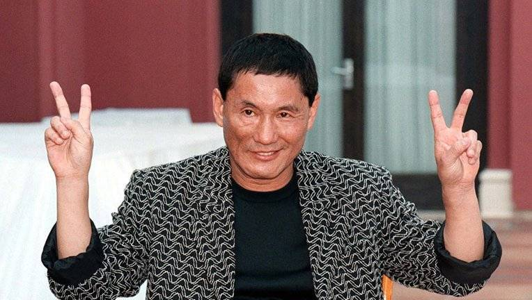 Такеши китано – фильмы режиссера (список), его биография и личная жизнь